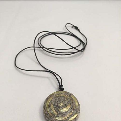 Calypso - Handmade Paper Necklaces - Handmade Paper Jewelry