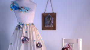 Handmade Paper Jewelry - About Lokta Art