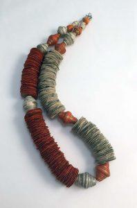 Nepal - Lokta Paper Jewelry - Lokta Art