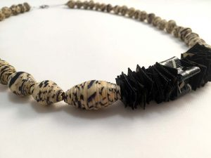 Tiger - Lokta Paper Jewelry - Lokta Art