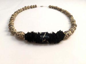Tiger - Lokta Paper Jewelry - Lokta Art
